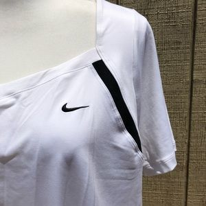 NIKE Dri Fit Stay Cool Exercise White Shirt Sz 3X
